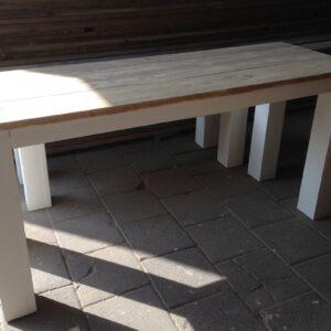 tafel stoer 180x60x78 landelijk