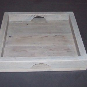dienblad janneke white wash 45x45