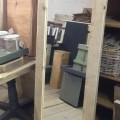 spiegel 160x60 lijst 7cm