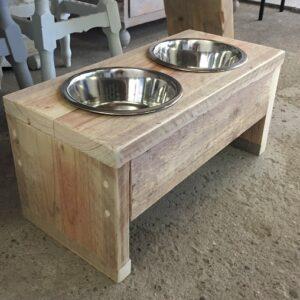 eetbak hond 26x26x55
