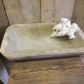 houten schaal 43x27x7