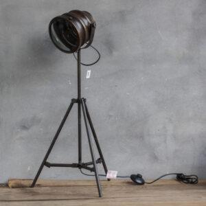metalen vloerlamp tafellamp 75cm